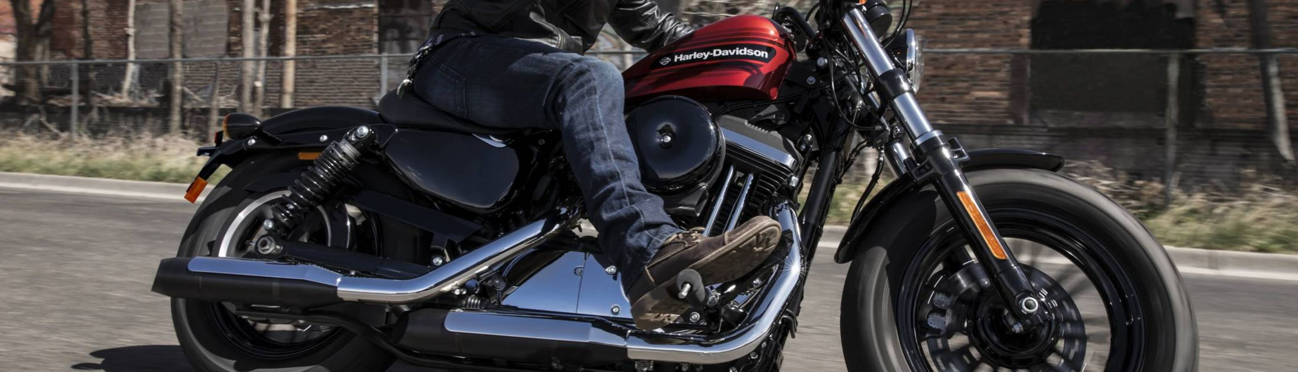 Sportster Forty-Eight Special Action Foto