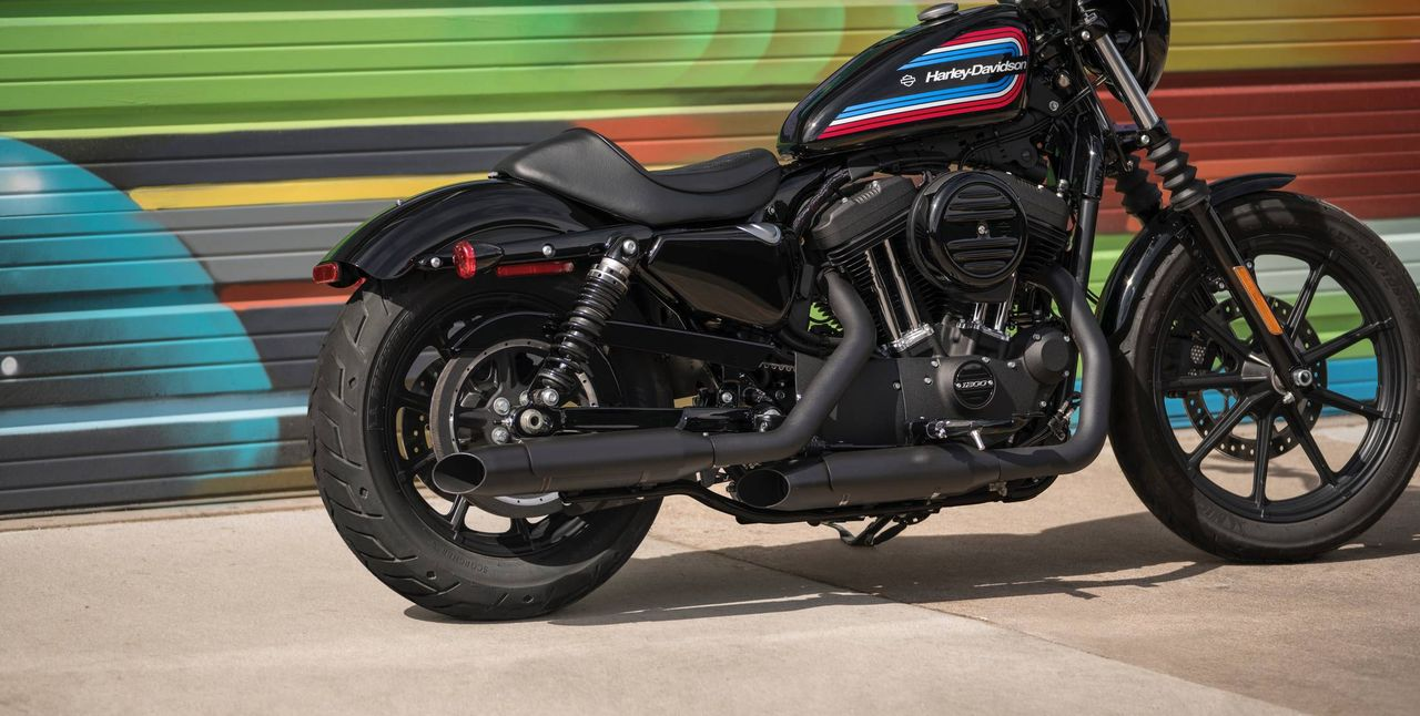 H-D Sportster Iron 1200