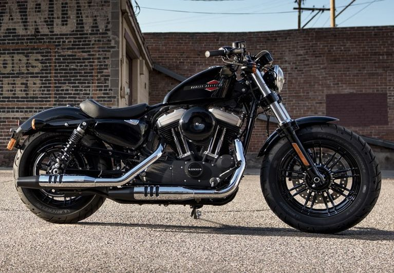 Sportster fourty Eight