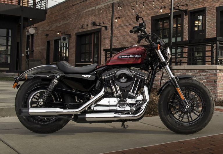 H-D Forty eight special