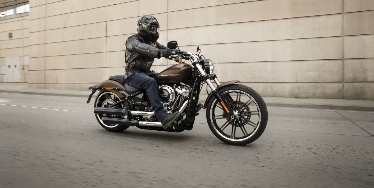 H-D Softail Breakout 114