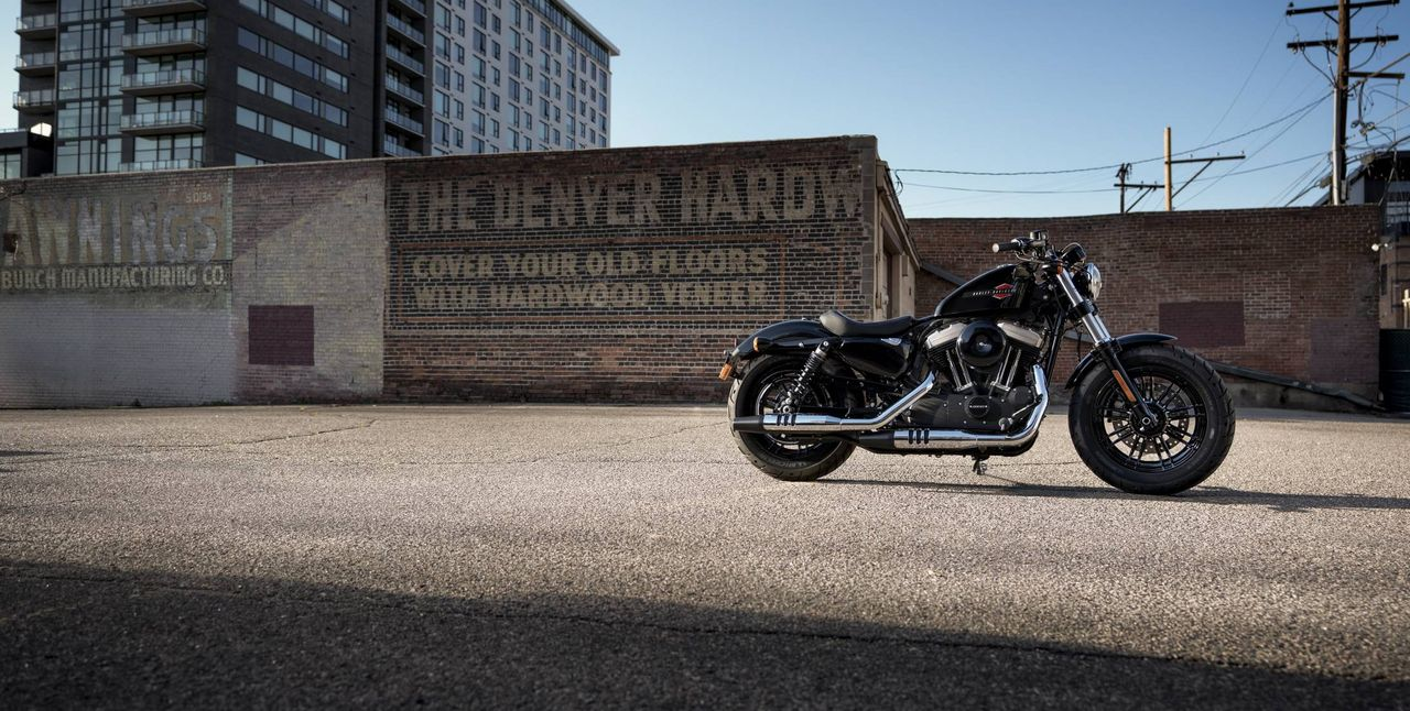 H-D Sportster Forty-Eight