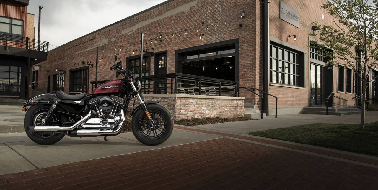 Sportster Forty-Eight Special