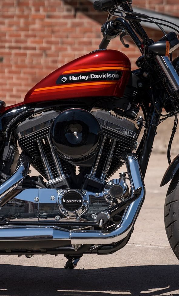 Sportster Forty-Eight Design
