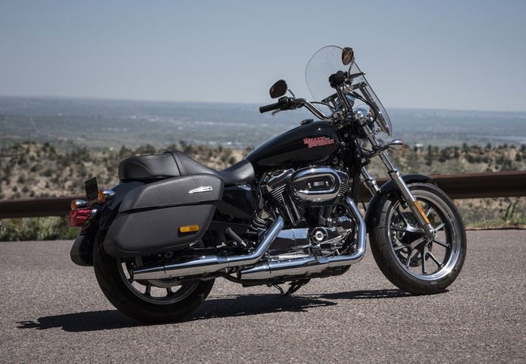 Sportster Superlow 1200T