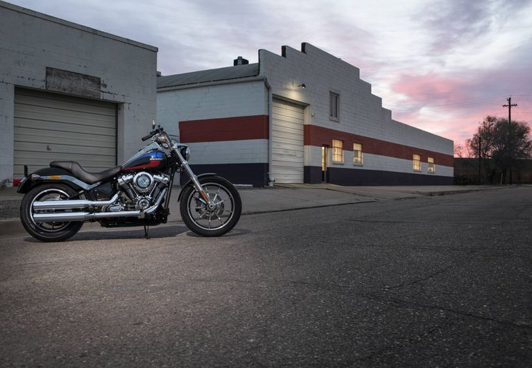 Softail Low Rider Harley-Davidson