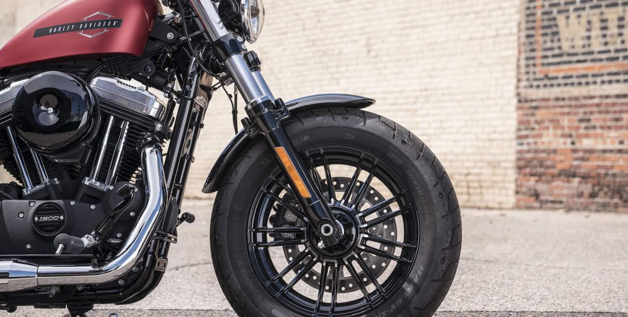 H-D Sportster Forty-Eight Tank